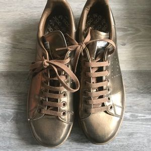 Adidas by RAF Simons Gold Sneakers Men's 9
